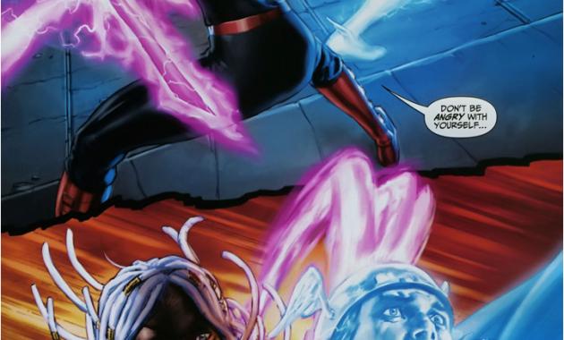 Sabina De La Croix Steals Mercury's Power (Trials Of Shazam)