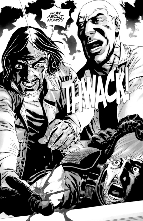 the governor chops off rick's hand