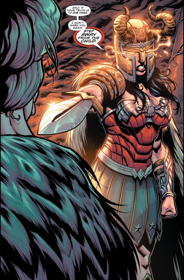 wonder woman god of war costume