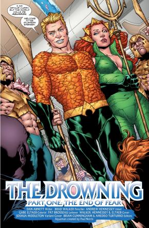 A Civilian View Of Aquaman