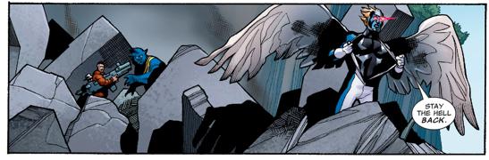 Archangel VS Leviathan