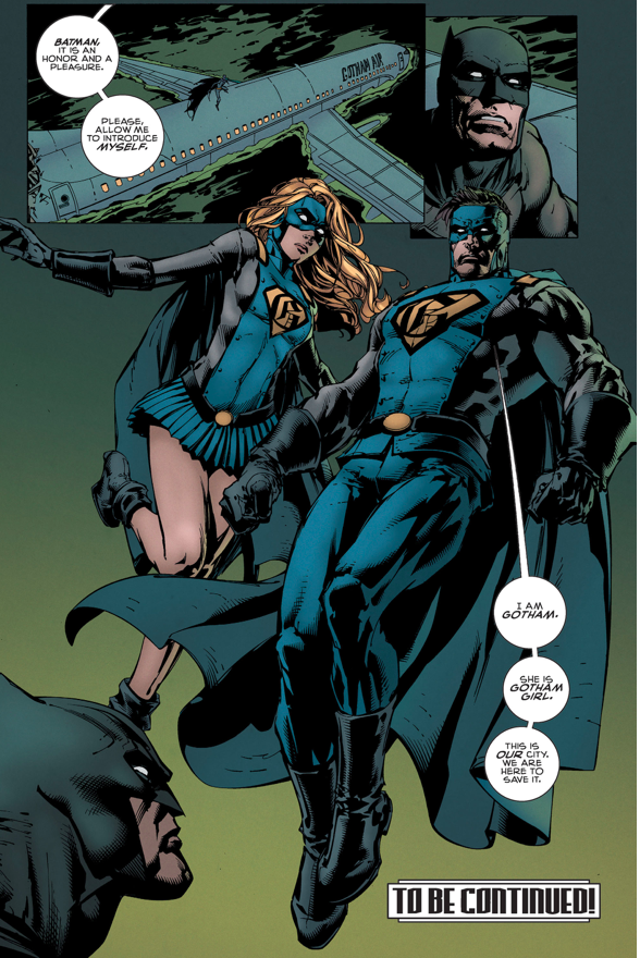 batman meets gotham and gotham girl comicnewbies