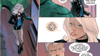 Black Canary's Opinion Of Green Arrow (Rebirth)