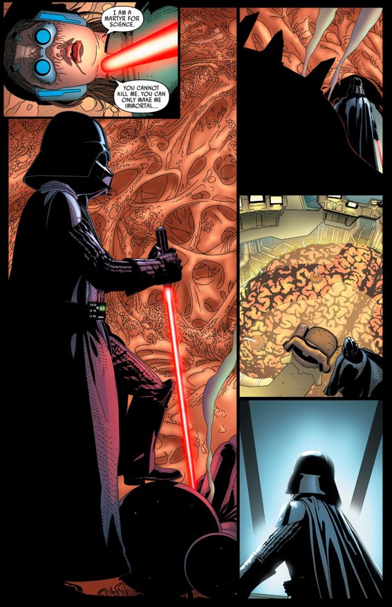 Darth Vader VS Tulon Voidgazer