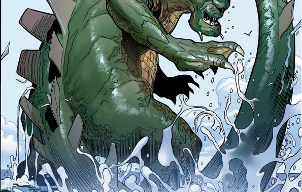 Leviathan (Uncanny X-Men #506)
