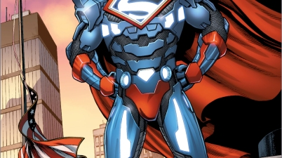 lex luthor as superman