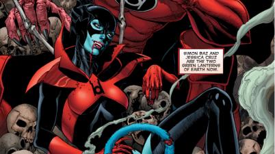 Red Lantern Corps (Green Lanterns Rebirth)