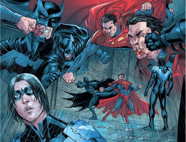 batman vs superman comics pdf