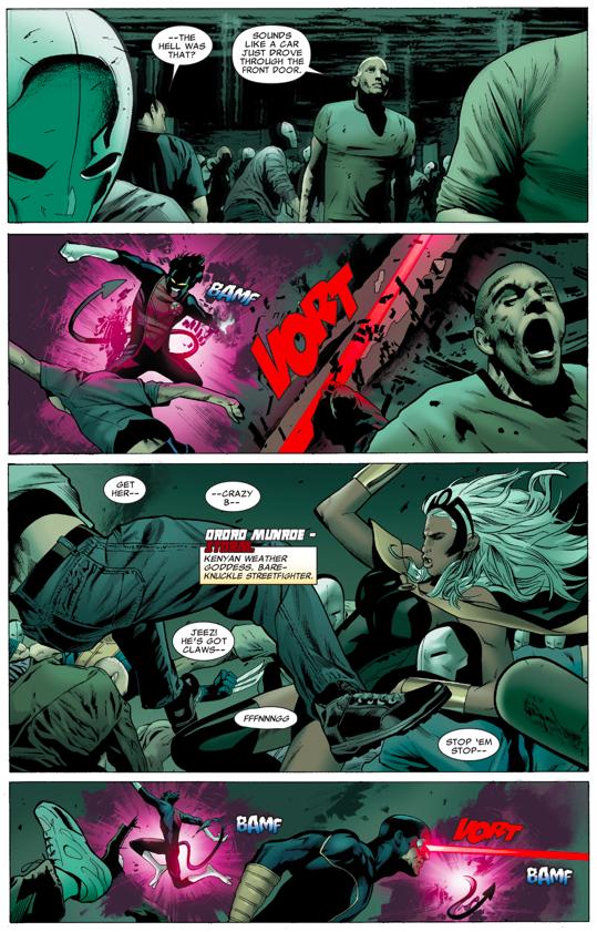The X-Men VS Hellfire Cult