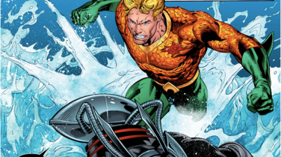Aquaman VS Black Manta (Aquaman Vol. 8 #2)
