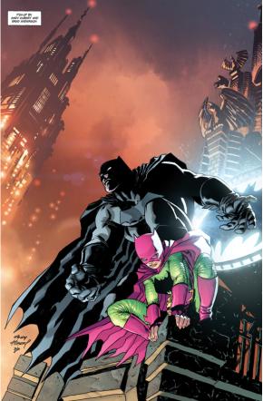 Batman And Batgirl (The Master Race)
