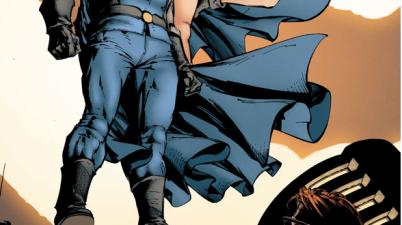 Commissioner Gordon Meets Gotham And Gotham Girl