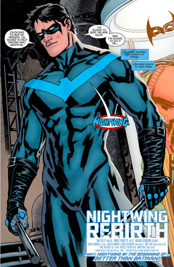 nightwing dick