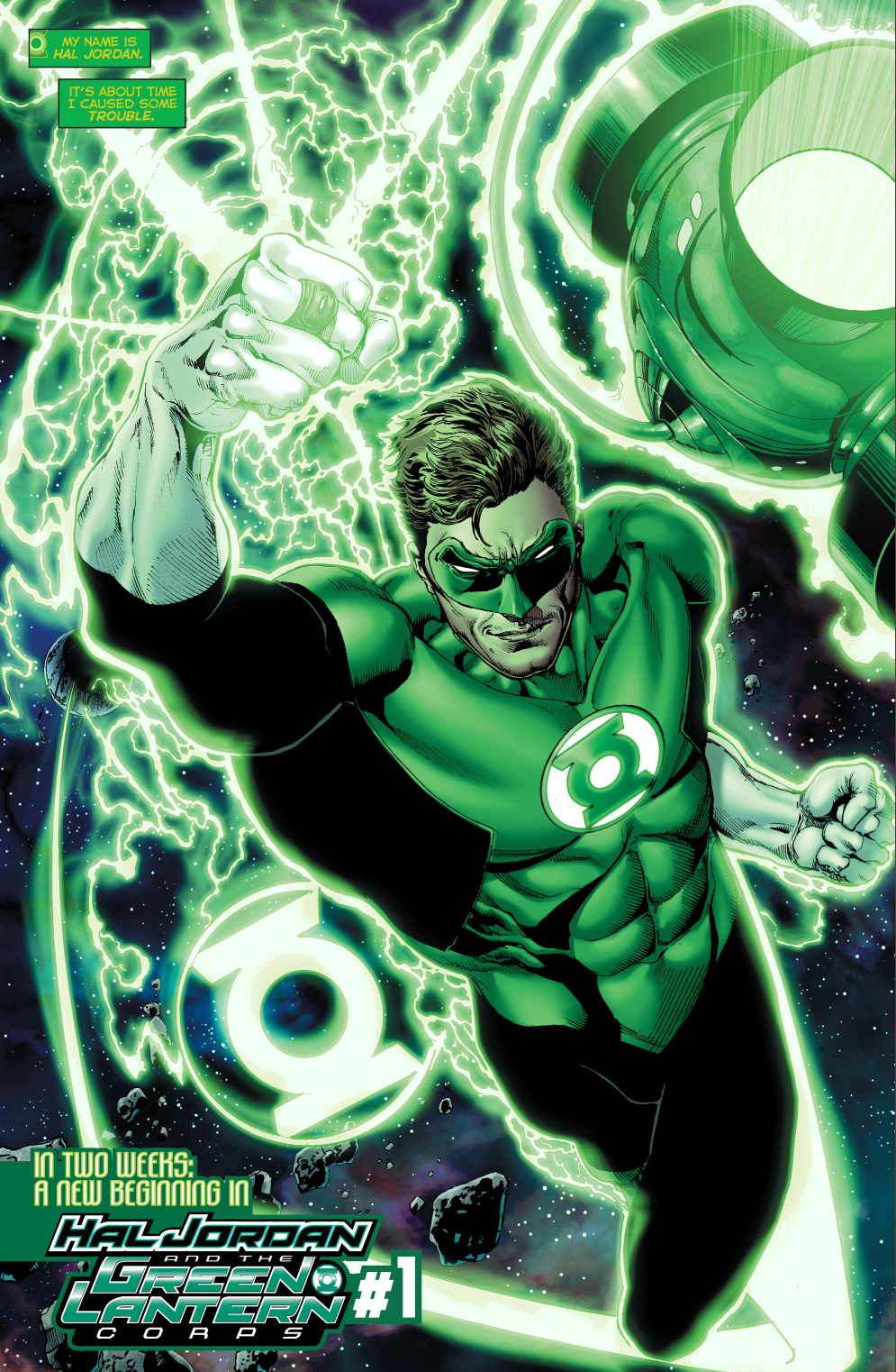green lantern hal and the green lantern corps rebirth comicnewbies