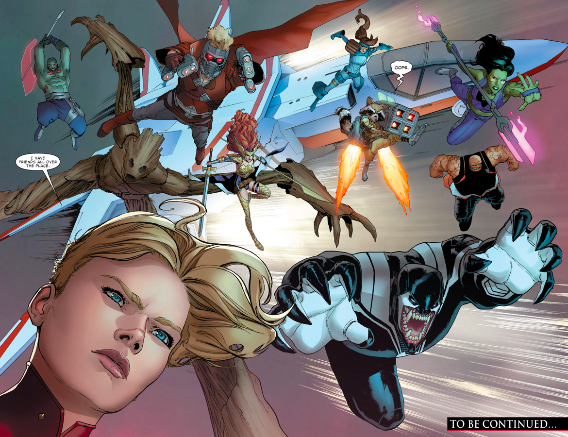 Iron man has most of the all new x men avengers and all new avengers