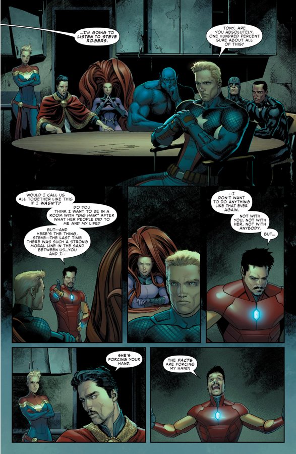 Iron Man Explains The True Nature Of Ulysses' Power