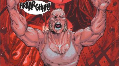 Ulysses' Vision About Old Man Logan