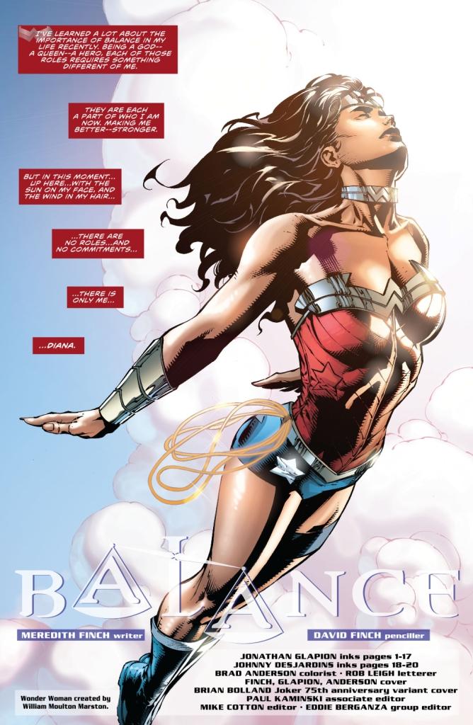 Wonder Woman (Wonder Woman Vol. 4 #41)