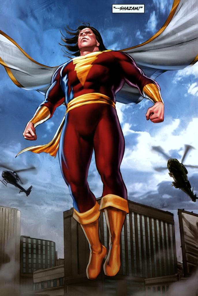 Zeus Grants Freddy Freeman The Powers Of Shazam (Trials Of Shazam)