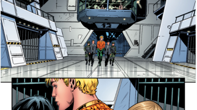 Aquaman's Prison Demands