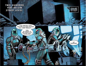Batgirls Hacks Cyborg (Injustice Gods Among Us)