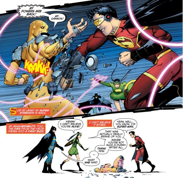 chinese super-man vs sunbeam 2