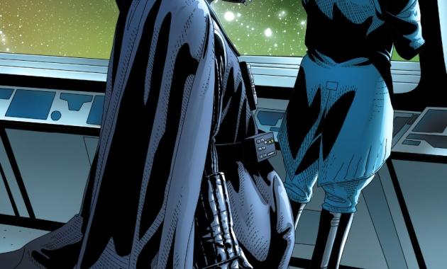 Cylo IV's Secret Weapon Against Darth Vader