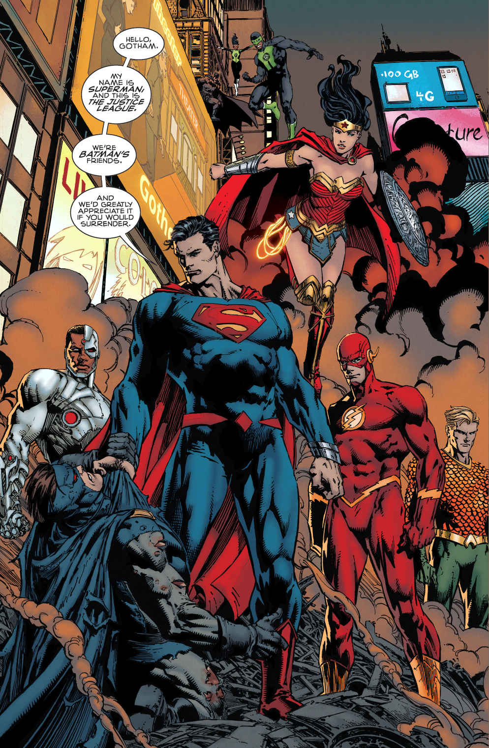Image result for justice league book tag superman
