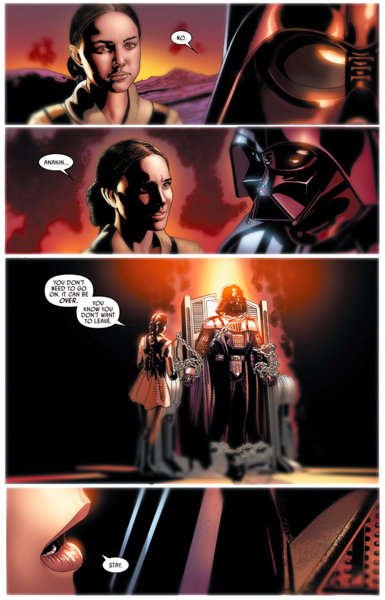 How Darth Vader Killed Cylo IV