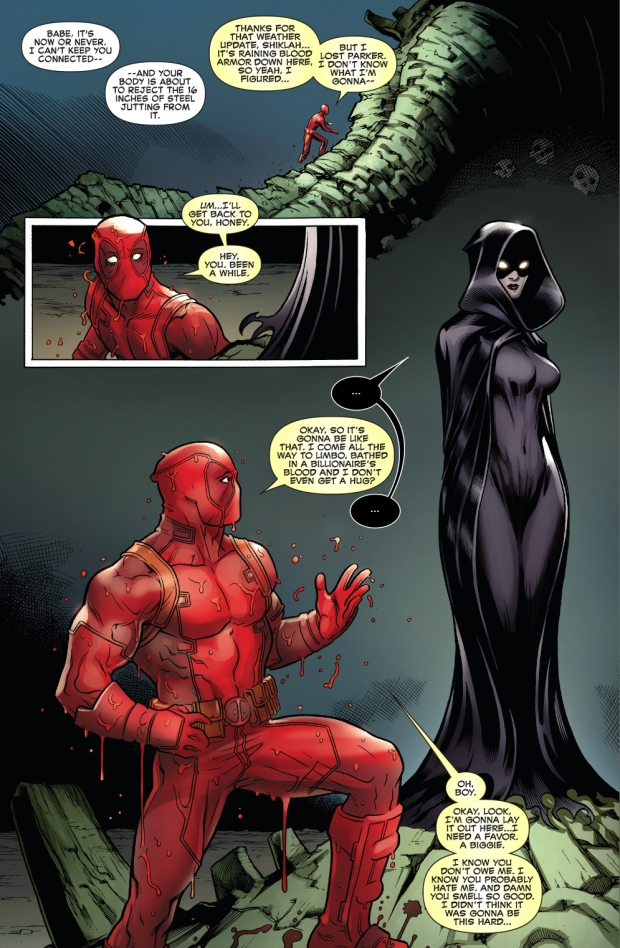 How Deadpool Brought Peter Parker Back To Life