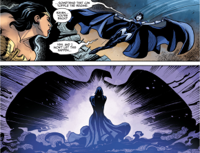 How Raven Saved Superman's Regime (Injustice Gods Among Us)