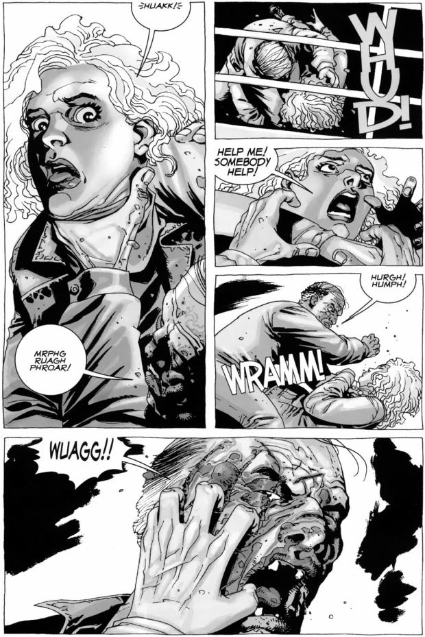 Maggie Greene Kills Thomas (The Walking Dead)