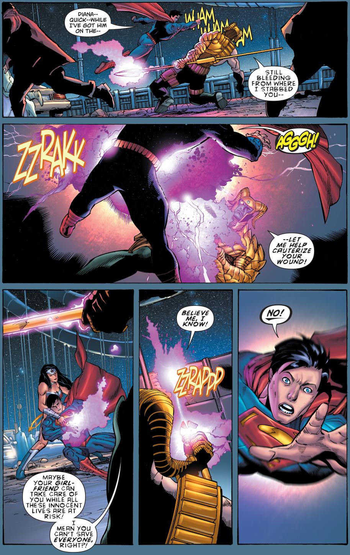 Superman And Wonder Woman Vs Magog New 52  Comicnewbies-5650