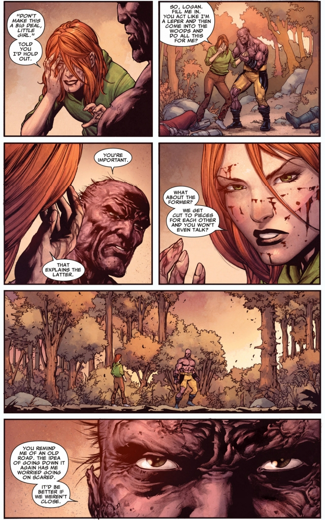 Why Wolverine Avoids Hope Summers