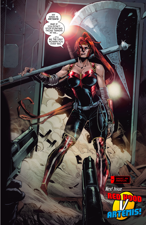 From – Red Hood And The Outlaws – Rebirth #1
