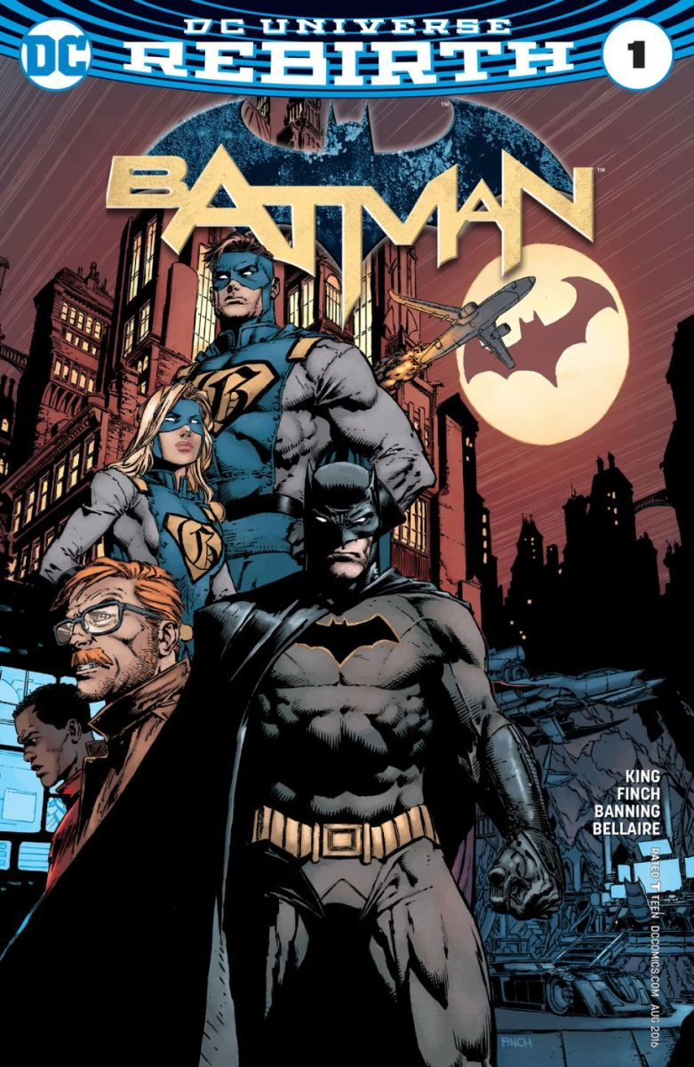 Batman Volume 3