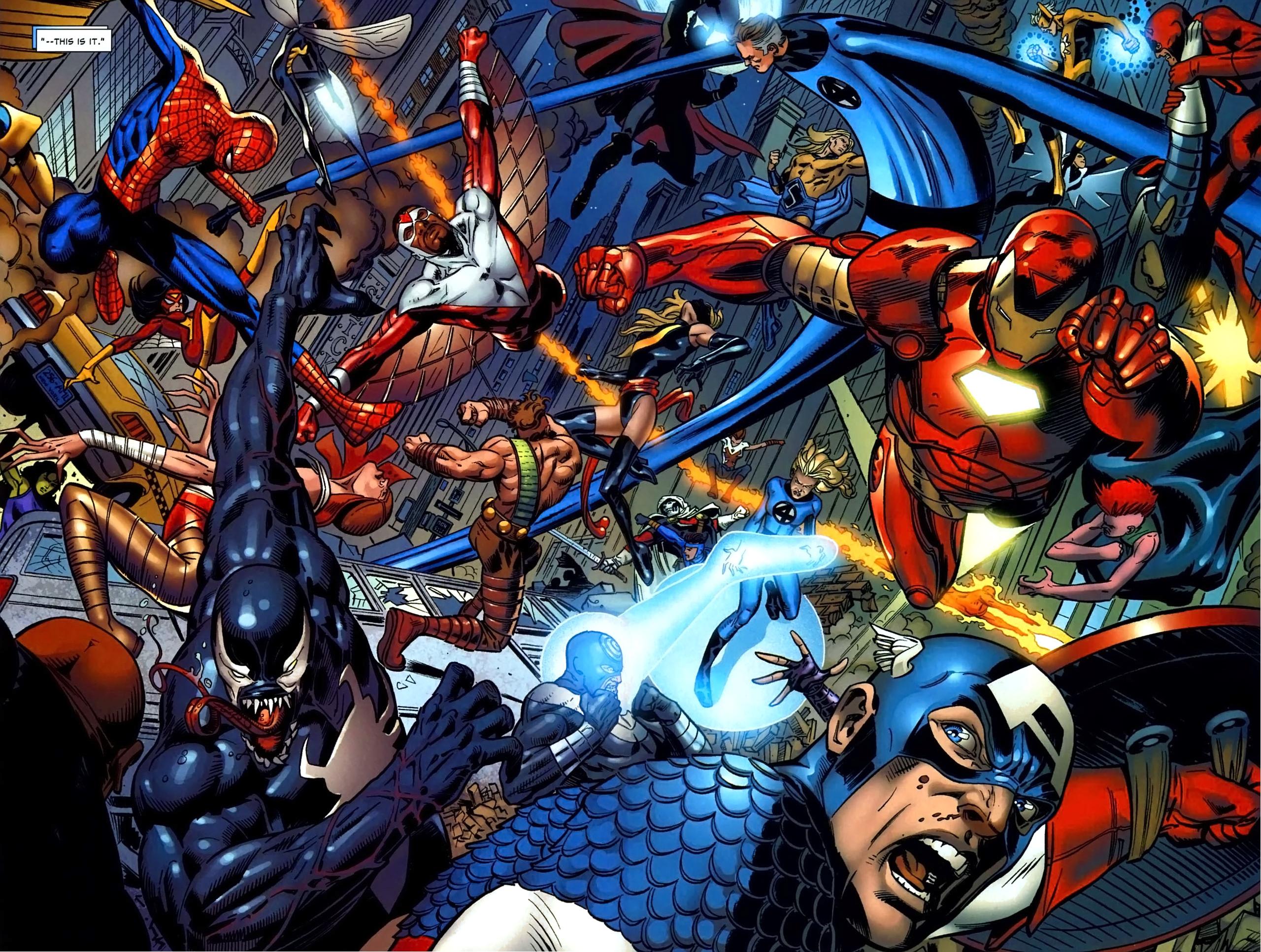 Iron spiderman vs spiderman - photo#15