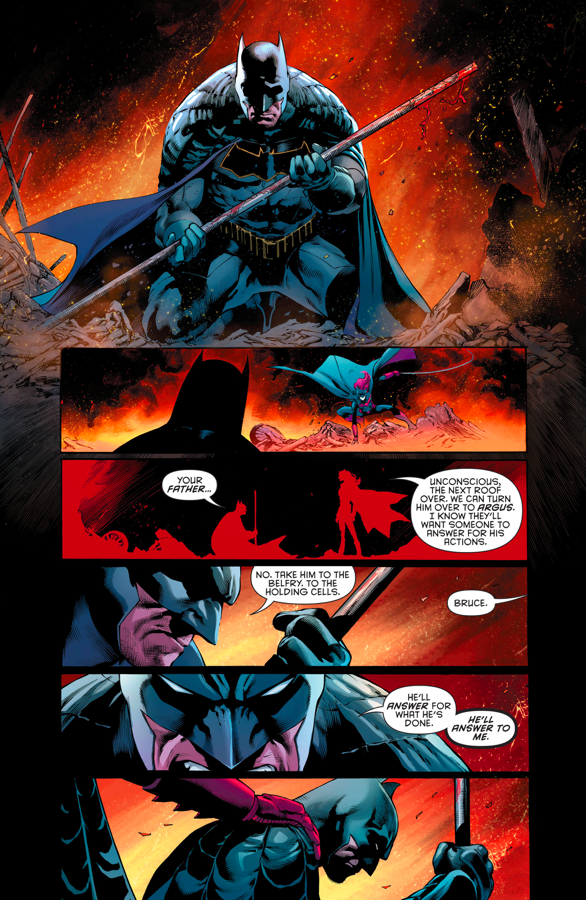 Jason Todd And Dick Grayson Death Of Red Robin? | ...
