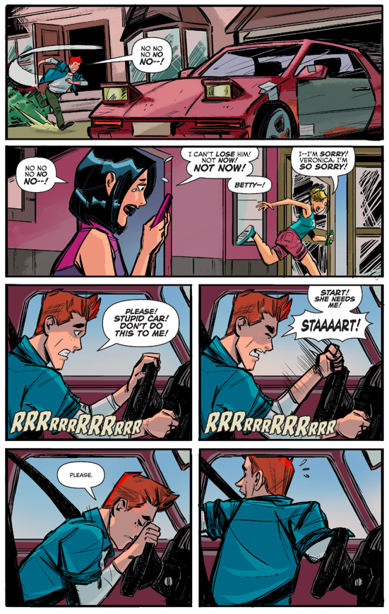 How Mr. Lodge Separated Archie And Veronica