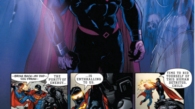 How Superman Escaped The Eradicator (Rebirth)