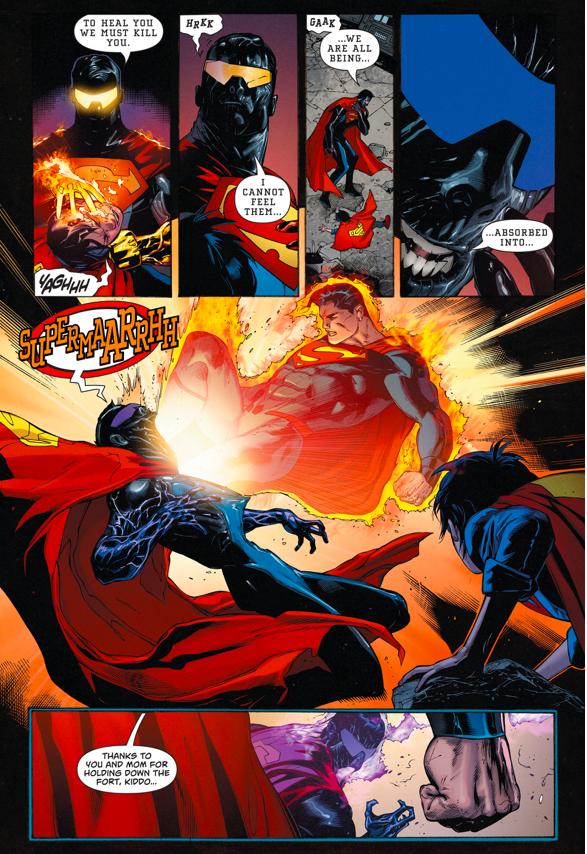 How Superman Escaped The Eradicator (Rebirth)