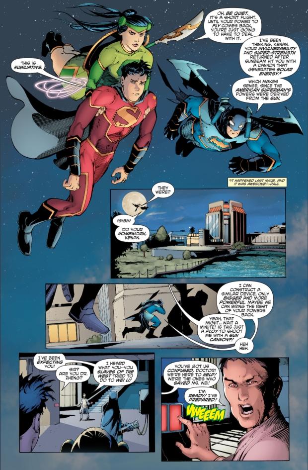 Wolverine vs wonder woman - 3 part 7
