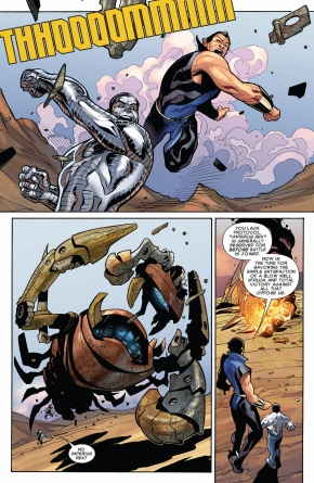 namor explains when imperius rex is used