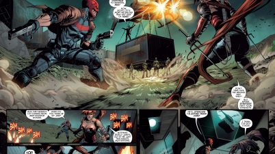 red-hood-and-artemis-teams-up