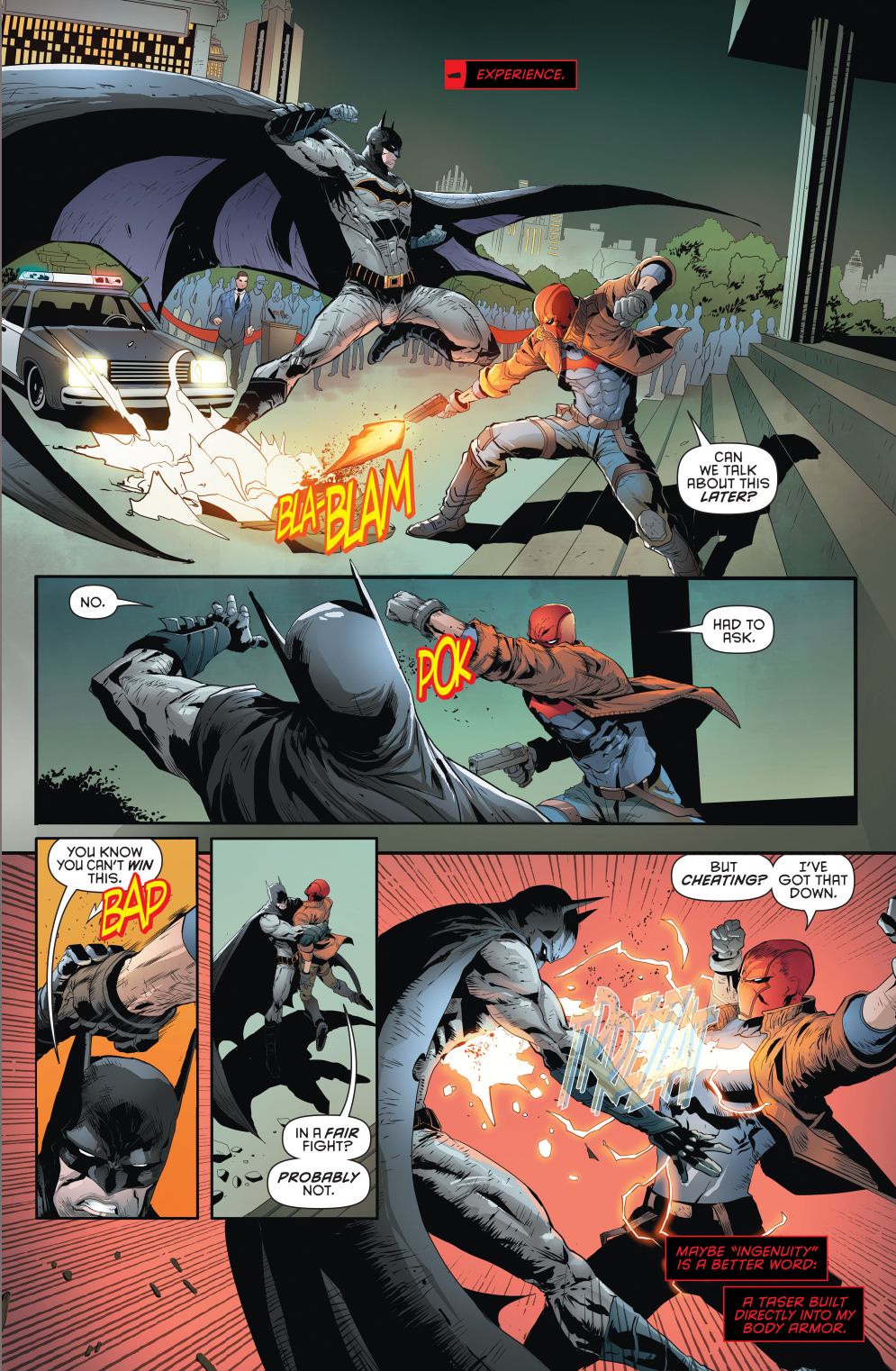 batman vs red hood - photo #7