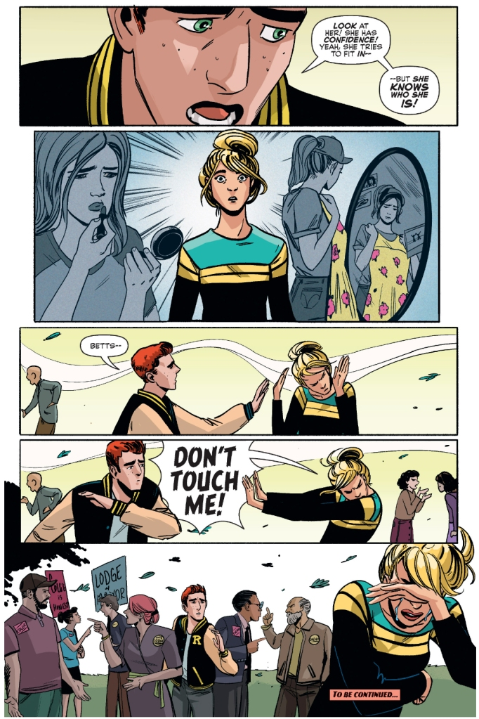 Why Archie Likes Veronica