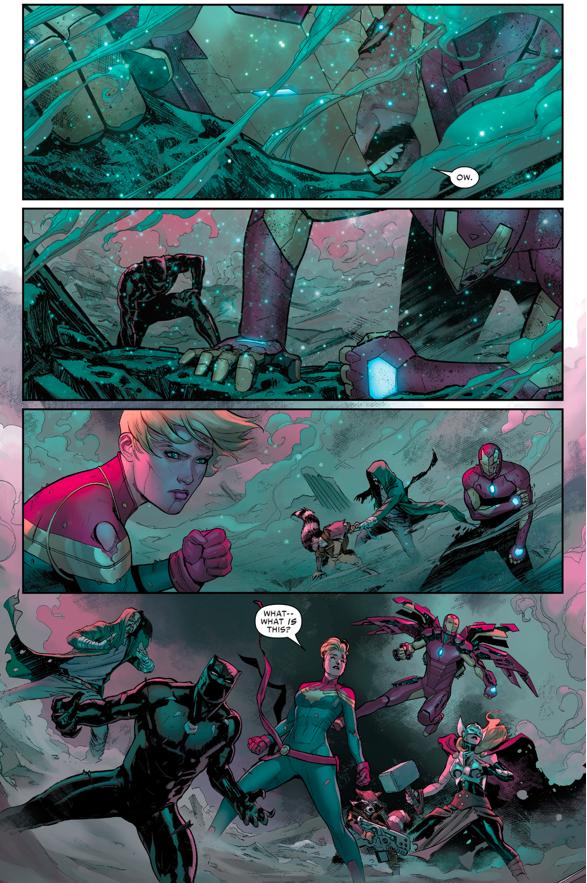 Will Spider-Man Kill Captain America (Civil War II)?
