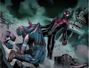 Will Spider-Man Kill Captain America (Civil War II)?