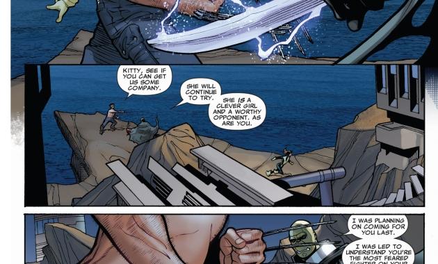 Wolverine VS Kruun
