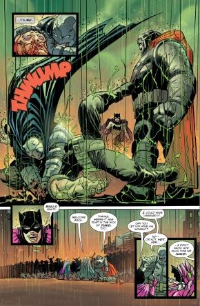 Batman And Superman VS Quar (The Master Race)